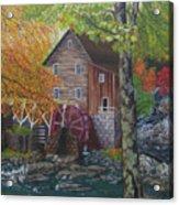 West Virginia Wonder Acrylic Print