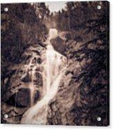 West Waterfall Acrylic Print