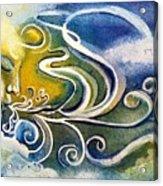 West Wind Acrylic Print