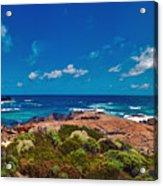 Western Australia Beach Panorama Acrylic Print