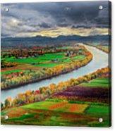 Western Massachusetts Acrylic Print