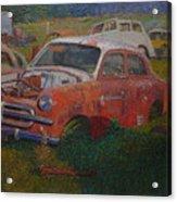 Westland 1980s Acrylic Print