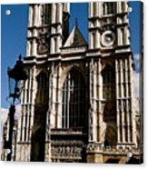 Westminster Abbey Acrylic Print