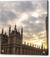 Westminster Palace Acrylic Print