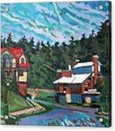Westport Cove Acrylic Print