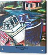 Westport Harbour Acrylic Print