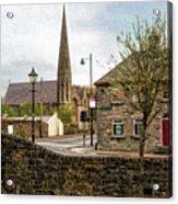 Westport Town Acrylic Print