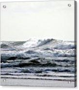 Westport Waves Acrylic Print