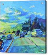 Westward Acrylic Print