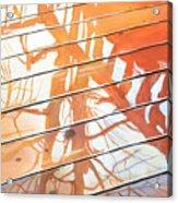 Wet Deck 2 Acrylic Print
