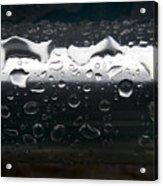 Wet Steel-1 Acrylic Print