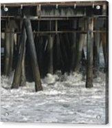 Wharf 2 Acrylic Print