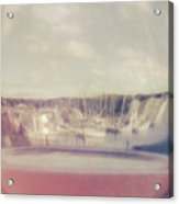 Wharfed Perspective Acrylic Print
