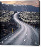 What Lies Ahead Acrylic Print