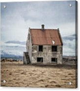 What Once Was Acrylic Print