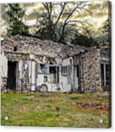 What Remains Acrylic Print