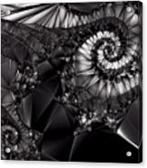 What Tangled Webs We Weave Acrylic Print