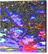 Whatwoods Tree Acrylic Print