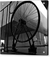 Wheel Art Acrylic Print