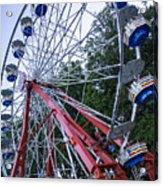 Wheel At The Fair Acrylic Print