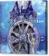 Wheel Of Fortune Acrylic Print
