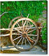 Wheel Of Happiness Acrylic Print