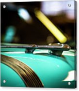 When Cars Were Cool Acrylic Print
