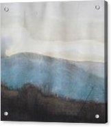 When Etna Idle Acrylic Print