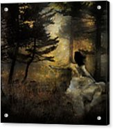 When The Forest Calls Acrylic Print