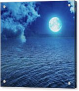 Where Dreams Come True 9 Acrylic Print