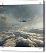 Where Eagles Dare Xxl Acrylic Print