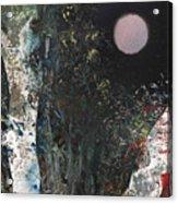 Where The Wolfbane Grows Acrylic Print