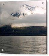 Where's That Mountain Acrylic Print