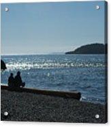 Whidbey Island Beach Acrylic Print