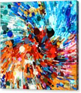 Whirlpool 003 Acrylic Print