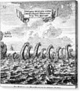 Whirlpool: Maelstrom, 1678 Acrylic Print