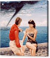 Whirlwind Romance Acrylic Print