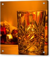 Whiskey In A Glass Acrylic Print