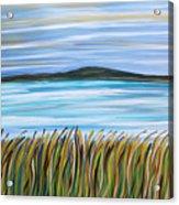Whispering Grass Acrylic Print