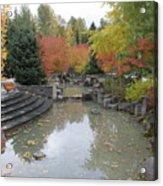 Whistler Autumn Foliage Acrylic Print