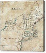 Whistler, United States.  Acrylic Print