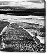 Whitby Sea And Sky  Acrylic Print
