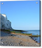 White Cliffs Of Dover Acrylic Print