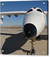 White Knight 2 Edwards Air Force Base Acrylic Print
