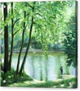 White Lick Creek  Acrylic Print