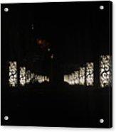 White Light Box Acrylic Print