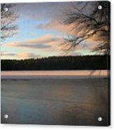 White Oak Pond Acrylic Print