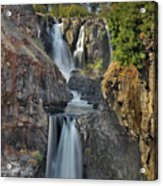 White River Falls State Park Acrylic Print