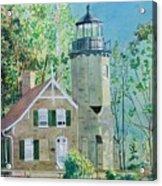 White River Light Acrylic Print