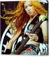 White Zombie 93-sean-0338 Acrylic Print
